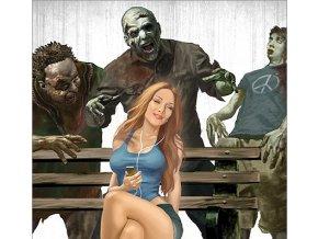 Terč Crosman Zombie 20ks