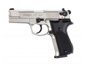 Vzduchová pistole Walther CP88 nikl