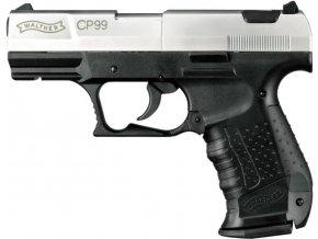 Vzduchová pistole Walther CP99 bicolor
