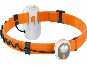 Čelová svítilna Alpina Sport AS01 oranžová