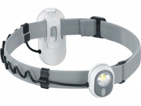 Čelová svítilna Alpina Sport AS01 šedá