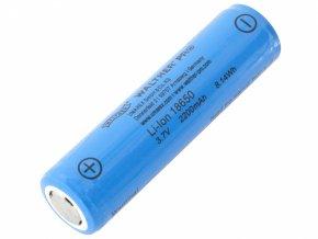 Baterie ICR18650 Li-lon 2 200 mAh 3,7V
