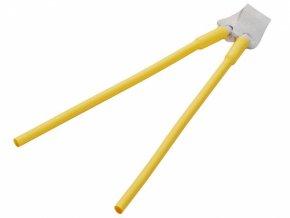 Náhradní guma pro praky NXG žlutá