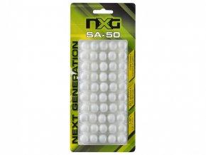 Keramické kuličky do praku NXG SA50 50ks