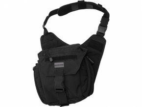 Taška přes rameno Humvee Shoulder Bag black