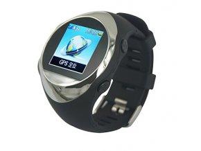 GPS lokalizátor v hodinkách + telefon a MP3