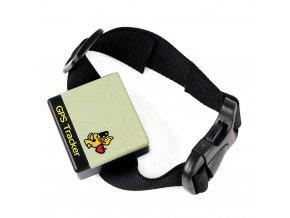 GPS lokalizační jednotka pro psy a kočky