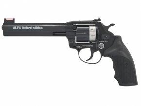Flobertka ALFA 661 černá, plast cal.6mm Limited
