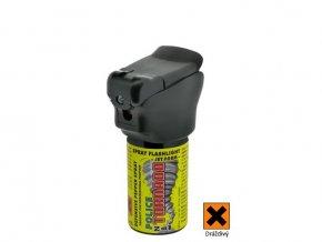 Pepřový sprej Tornado - 40 až 100 ml