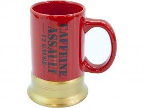 Hrnek Caffeine Assault Caliber Gourmet