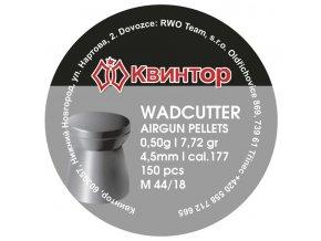 Diabolo Kvintor Wadcutter cal.4,5mm 150ks