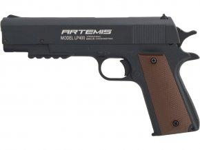 Vzduchová pistole SPA Artemis LP400 cal.4,5mm