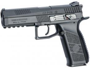Vzduchová pistole ASG CZ P-09 Blowback