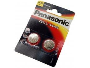 Baterie Panasonic CR-2032 3V Lithium 1ks