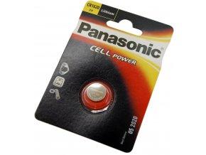 Baterie Panasonic CR-1620 3V Lithium 1ks