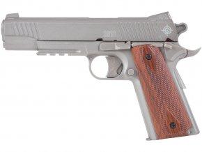 Vzduchová pistole Crosman C1911 Silver