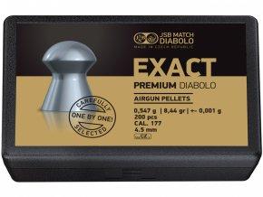 Diabolo JSB Premium Exact Short 200ks cal.4,52mm