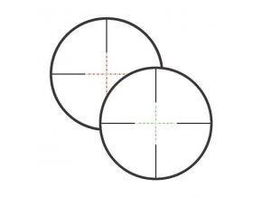 Puškohled RAVEN 4-16x50 AO SIR Mil-Dot