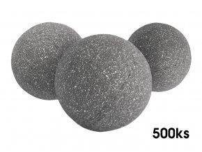 Kuličky T4E Rubber Ball Steel cal.43 500ks
