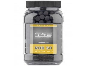 Kuličky T4E Rubber Ball Prac-Series cal.50 500ks