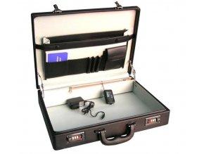 Speciální kufřík proti krádeži s vysokým napětím, 120 dB alarmem a ovládáním