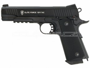 Airsoft Pistole Elite Force 1911 TAC AGCO2