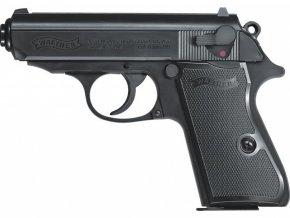 Airsoft Pistole Walther PPK/S černá Metal Slide ASG