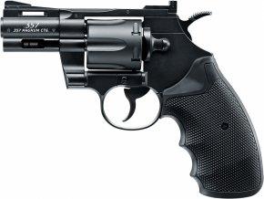 """Airsoft Revolver Legends 357 2,5"""" černý AGCO2"""