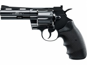"Airsoft Revolver Legends 357 4"" černý AGCO2"