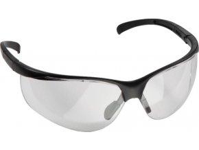 Brýle Combat Zone SG1 čiré