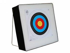 Terčovnice Poe-Lang pěnové 60x60x10cm