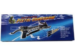 Kuše pistolová XBOW COBRA 80lbs