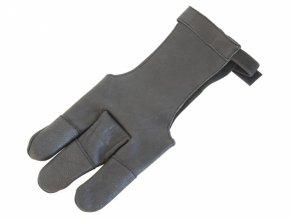 Lukostřelecká rukavice Armex kožená vel. M