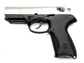Plynová pistole Bruni P4 bicolor cal.9mm