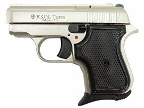 Plynová pistole Ekol Tuna satén cal.8mm
