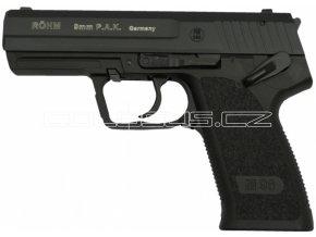 Plynová pistole Rohm RG96 černá cal.9mm