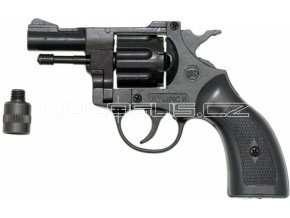 Plynový revolver Bruni Olympic 6 plast cal.6mm