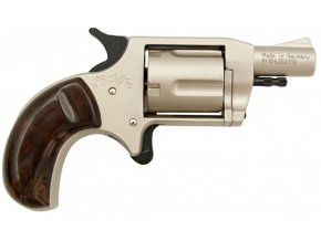 Plynový revolver Rohm Little Joe nikl cal.6mm