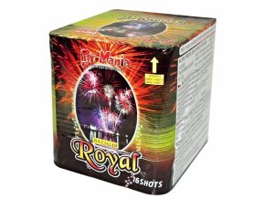 Pyrotechnika Kompakt 16ran / 20mm Royal
