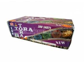 Pyrotechnika Kompakt 200ran / 20mm TORA TORA