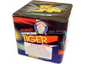 Pyrotechnika Kompakt 25ran / 20mm Howling Tiger