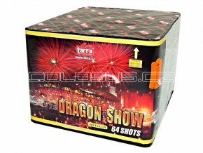 Pyrotechnika Kompakt 64 ran / 23mm Dragon Show
