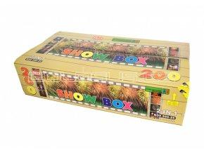 Pyrotechnika Kompakt SHOW BOX 200ran / 25 mm