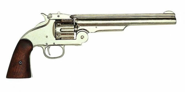 Replika Revolver Smith & Wesson, r.1869