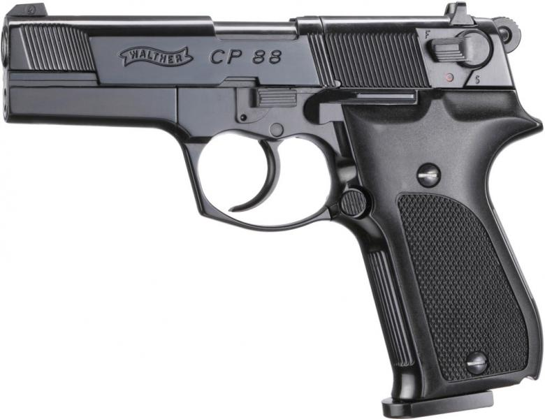Vzduchová pistole Walther CP88