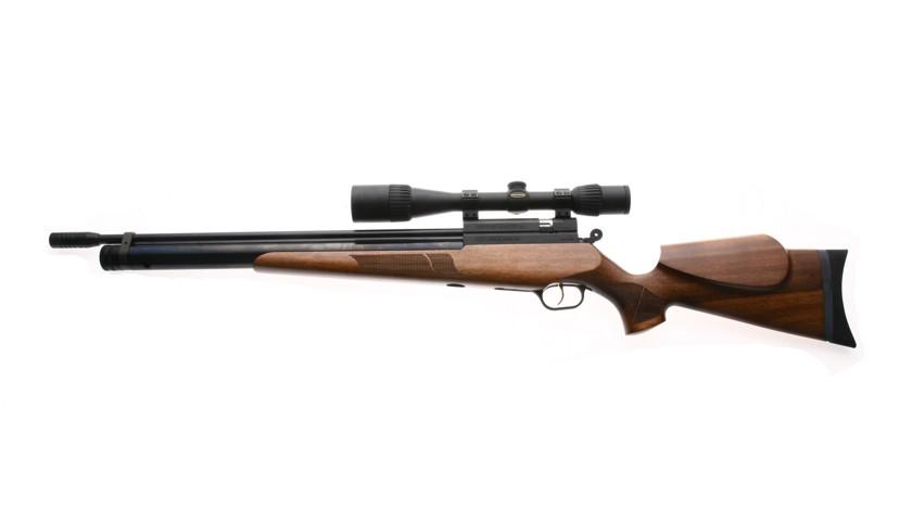 Vzduchovka Evanix Hunting Master AR6 cal.5,5mm