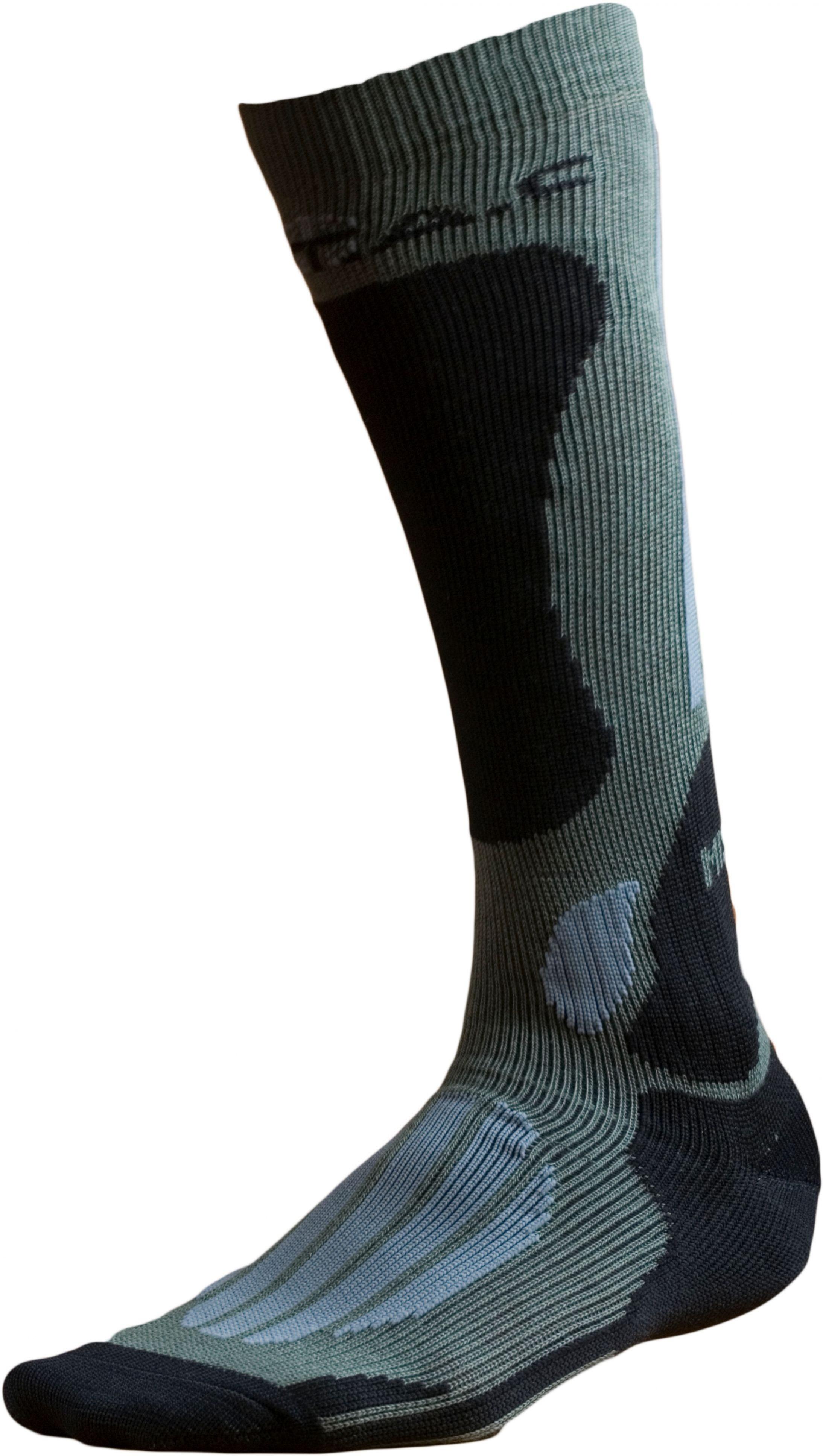Ponožky BATAC Mission MI02 vel. 34-35 - olive/grey