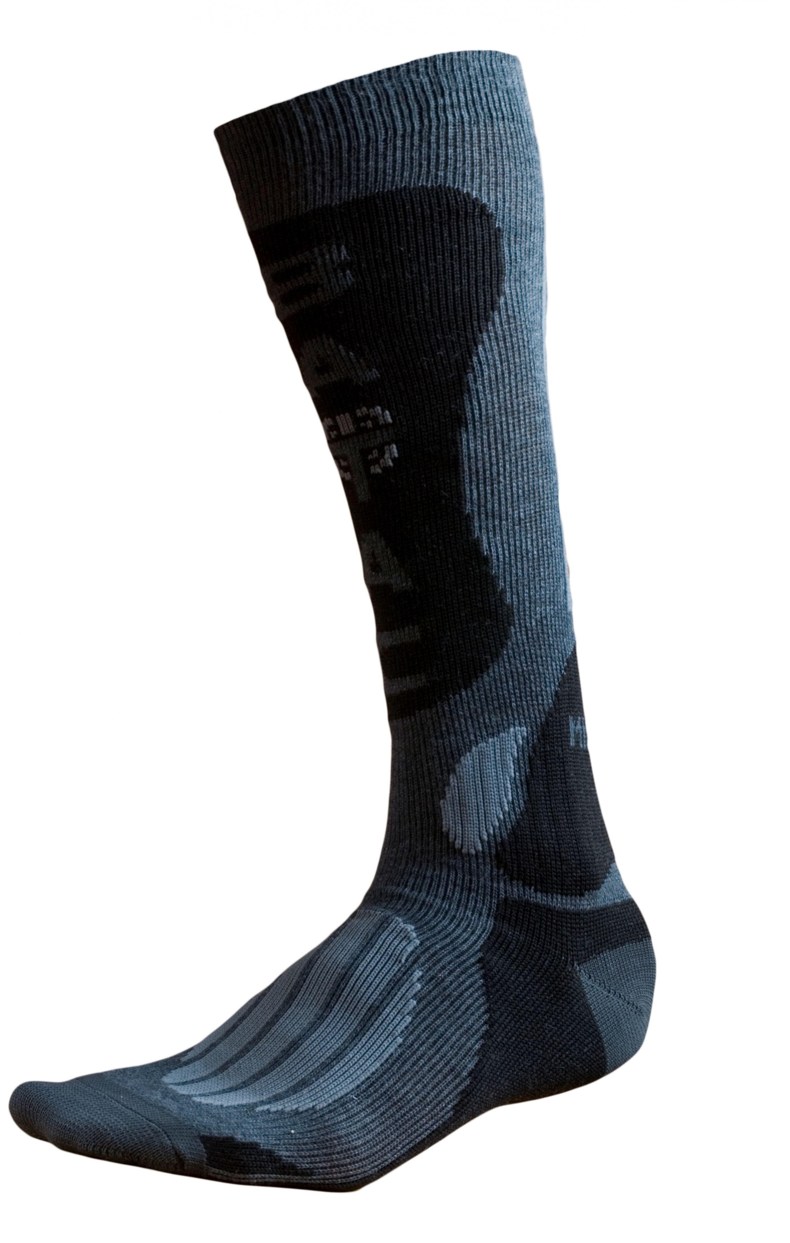 Ponožky BATAC Mission MI10 vel. 36-38 - grey