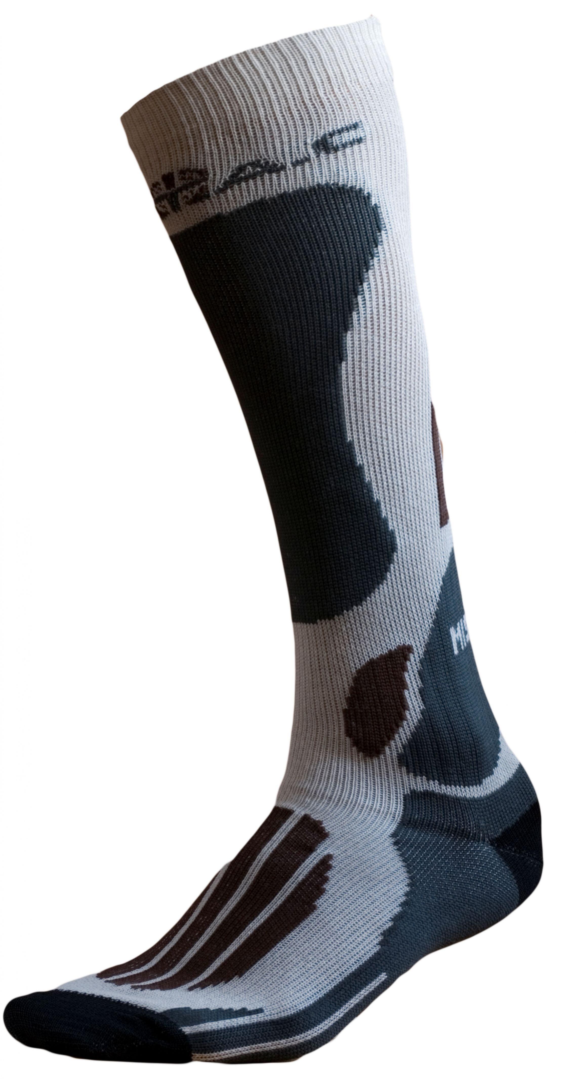 Ponožky BATAC Mission MI13 vel. 34-35 - brown