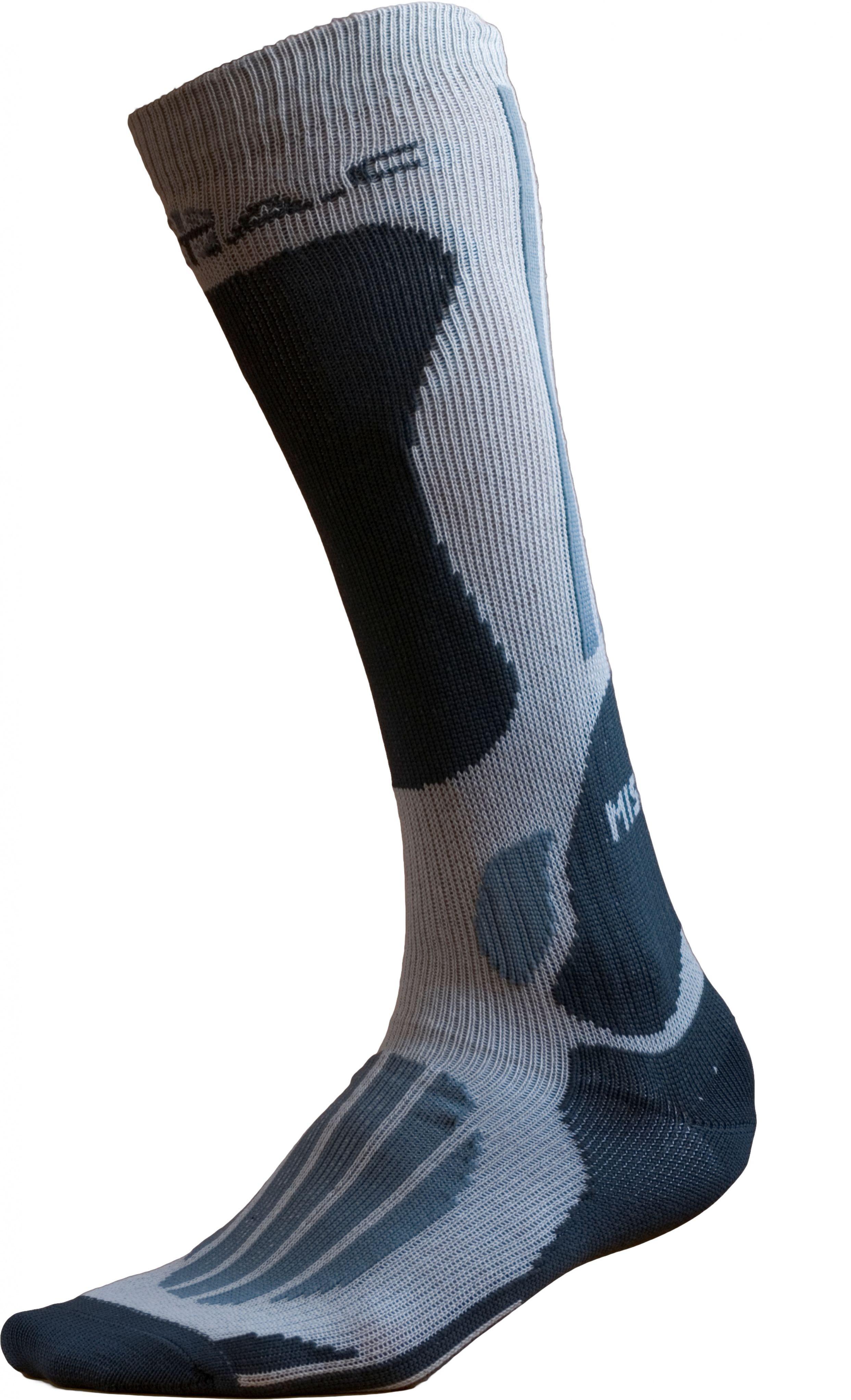 Ponožky BATAC Mission MI13 vel. 39-41 - grey